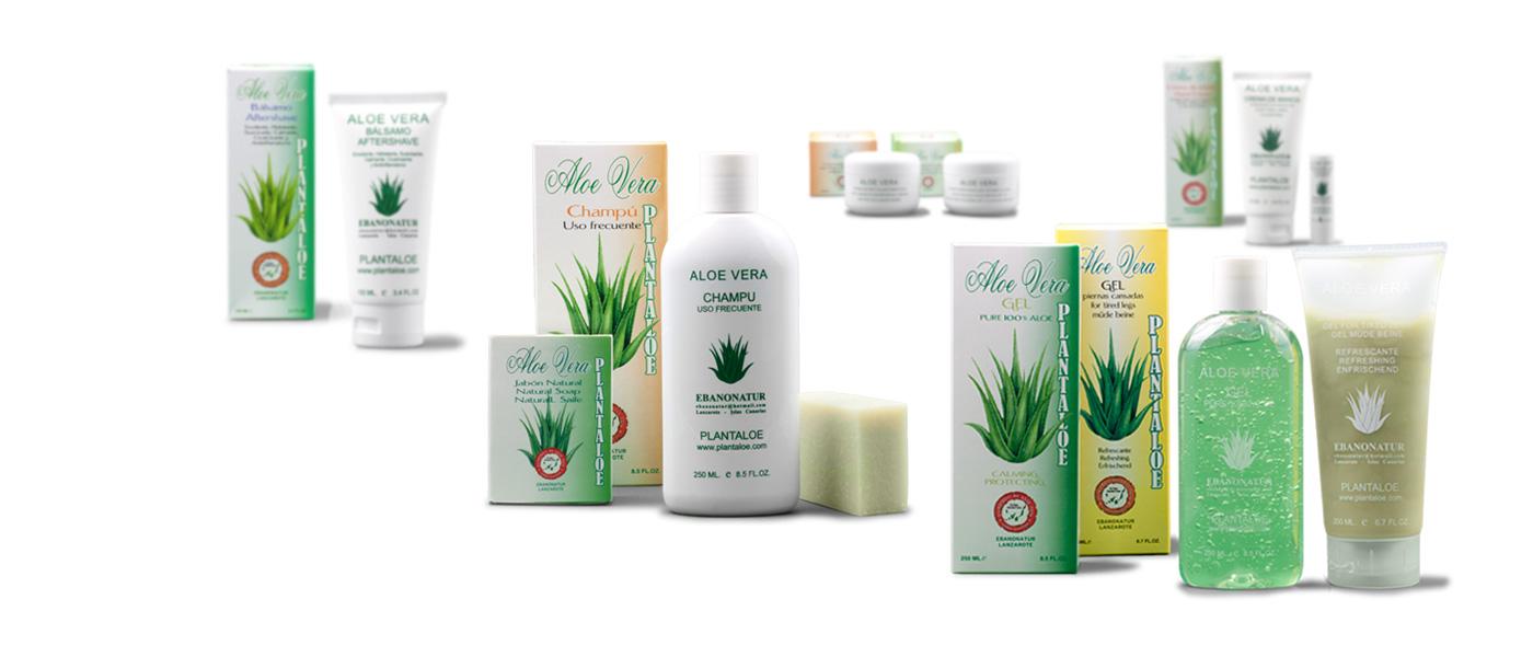 Aloe Vera Produkte