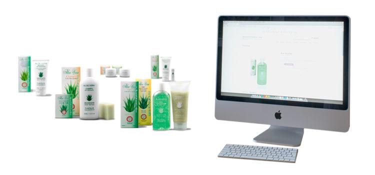 Online ausgewählte Kosmetik und Pflegeprodukte einkaufen