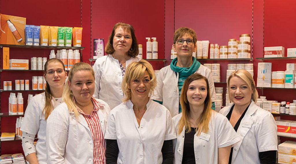 Apotheke im Marktkauf Northeim - Team